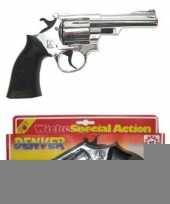 Gangster pistool met plaffertjes trend