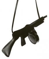 Gangster tasje geweer trend