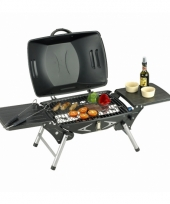 Gas barbecues trend