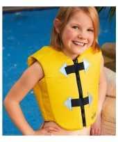 Geel zwemvest 2 6 jaar trend