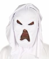Geesten masker wit trend