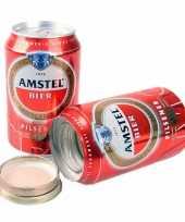 Geheime amstel bier spaarpot trend