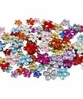 Gekleurde diamanten stenen bloemen 504x trend