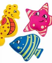 Gekleurde duikdiertjes 3 stuks trend