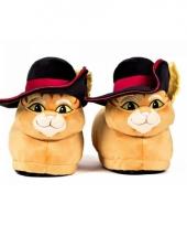 Gelaarse kat sloffen voor dames en heren trend