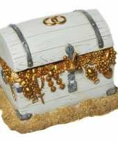 Geld spaarpot schatkist bruiloft trend