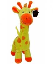 Gele giraffe knuffels trend