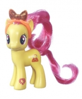 Gele my little pony schoenkado pop 8 cm trend 10075954