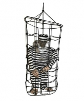 Gevangene in kooi pop 100 cm trend