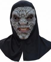 Ghoulish enge horror latex masker voor volwassenen trend