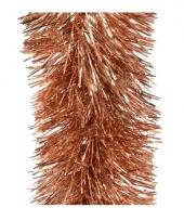 Glans folie slinger koper 270 cm trend