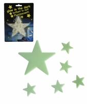 Glow sterren in verschillende formaten 16x trend