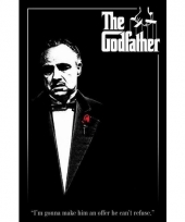Godfather film poster the don trend
