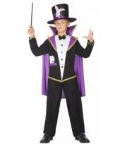 Goochelaar kostuum voor kinderen trend