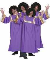 Gospel koor kleren dames en heren trend