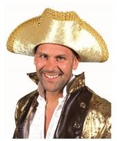 Gouden hoed voor volwassenen trend