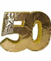 Gouden jubileum pinata 50 trend