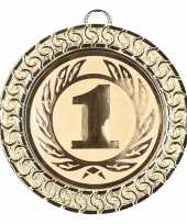 Gouden kampioensmedailles 1 trend