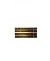 Gouden mozaiek trend