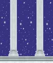 Griekse muurdecoratie 9 meter trend