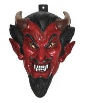 Griezel maskers duivel trend