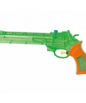 Groen waterpistool 28 5 x 12 x 4 cm trend