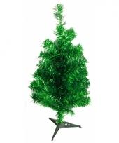 Groene kerstboom 50 cm trend
