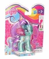 Groene my little pony schoenkado pop sapphire joy 8 cm trend