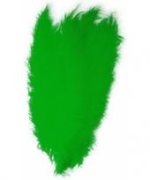 Groene spadonis sier veren trend
