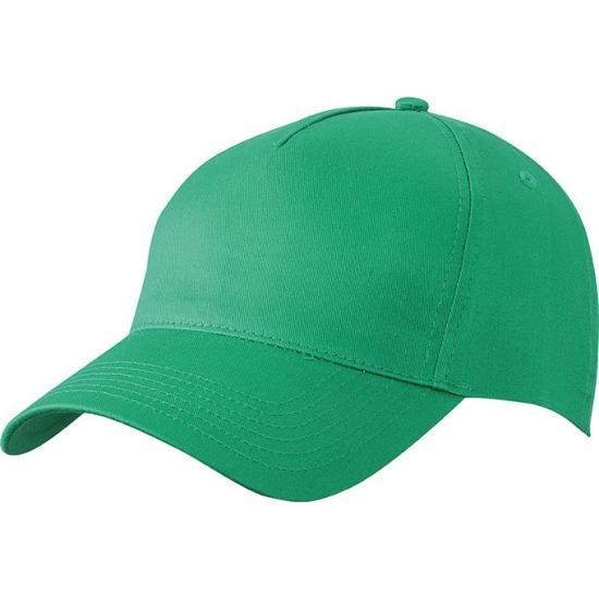 Groene team baseball petjes trend