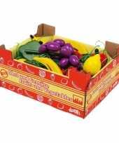 Groentewinkel speelgoed kist trend