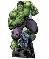 Groot decoratie bord de hulk trend