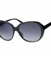 Grote dames zonnebril zwart model 0565 trend