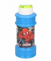 Grote spiderman bellenblaas 1 stuk trend