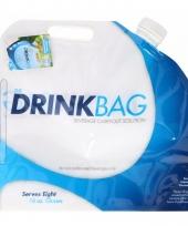 Grote waterzak 5 liter trend