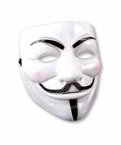 Guy fawkes masker trend