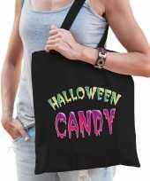 Halloween candy snoep tas zwart voor dames trend