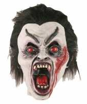 Halloween halloween dracula masker van latex trend
