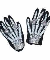 Halloween handschoenen met licht trend