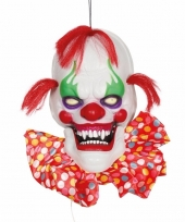Halloween horror hangdecoratie horror clown 60 cm trend