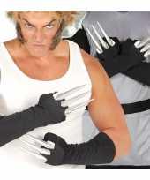 Halloween horror klauwen handschoenen trend