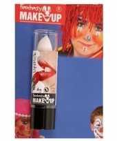Halloween horror mat witte lippenstift lipstick trend