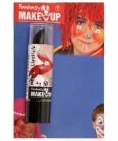 Halloween horror mat zwarte lippenstift lipstick trend