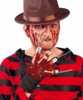 Halloween messen handschoen trend