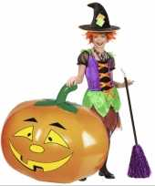 Halloween pompoen opblaasbaar trend