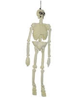 Halloween skelet hangdecoratie 153 cm trend