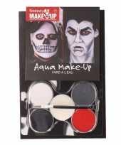 Halloween vampier schmink set trend