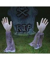 Halloween zombie armen 35 cm trend