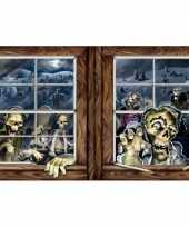 Halloween zombie scenesetter trend
