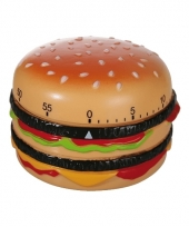 Hamburger kookwekker trend